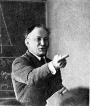 Урок ведет В. Ф. Шаталов
