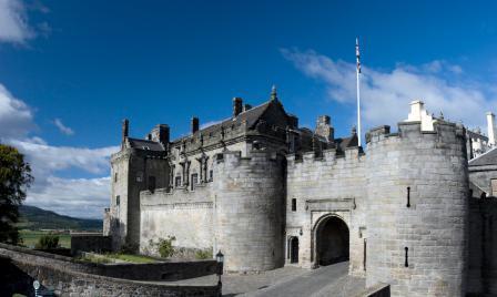 Замок Стирлинг (Stirling Castle)