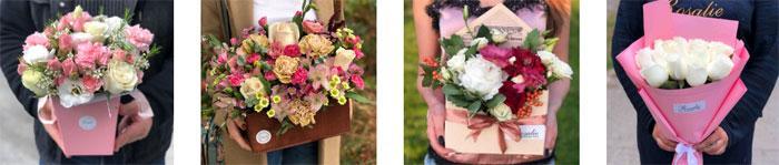 Букет цветов - лучший подарок во все времена