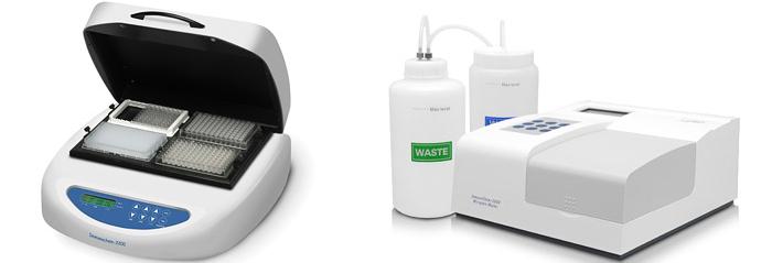 Оборудование для иммуноферментного анализа